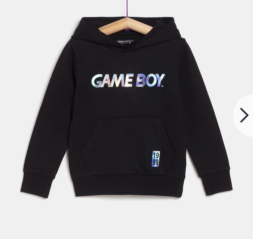 Sudadera para Niñ@ Game Boy de NINTENDO