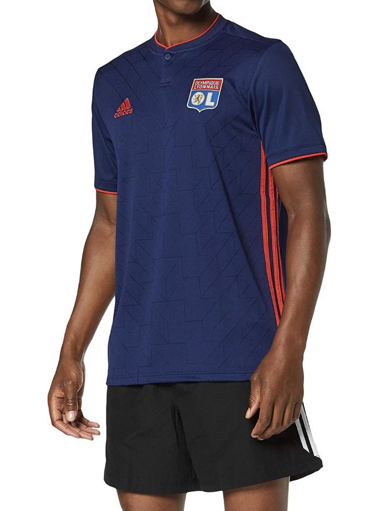 Camiseta Visitante 2018 Olympique Lyon TALLA L