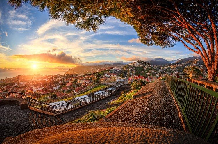 Verano en la paradisíaca Isla de Madeira