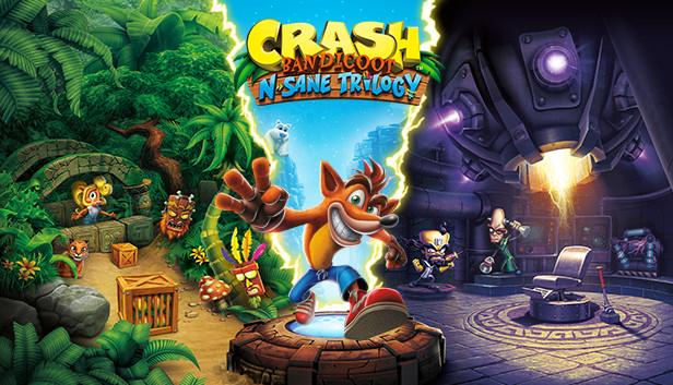 Trilogías Crash y Spyro PC a mitad de precio en Steam