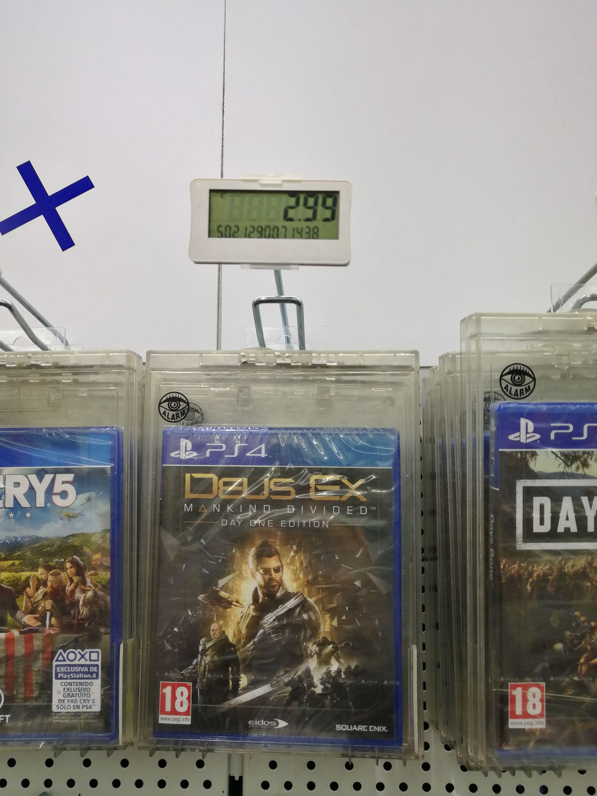 Deus ex ps4 mediamarkt