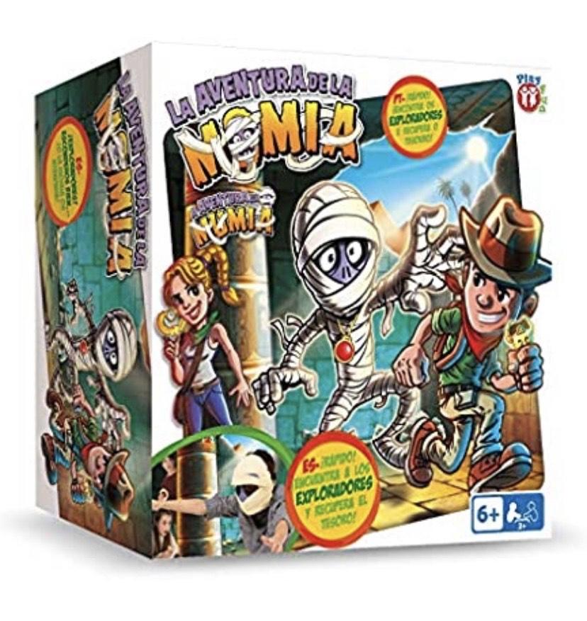IMC Toys Play Fun, La Aventura de la Momia, Español