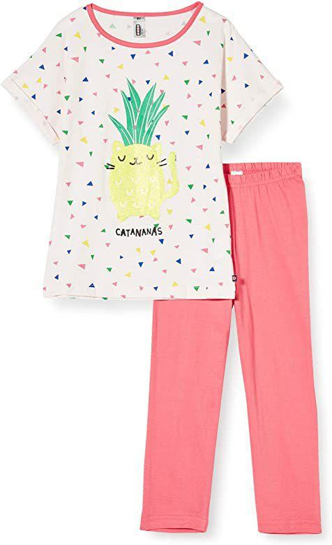TALLA 6 AÑOS - BF.Frida.pco Conjunto de pijama para niñas