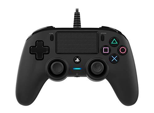 Mando Compacto para PS4, color Negro