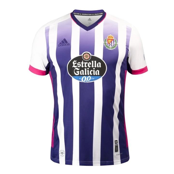 Camiseta Valladolid CF 20% + serigrafía gratis