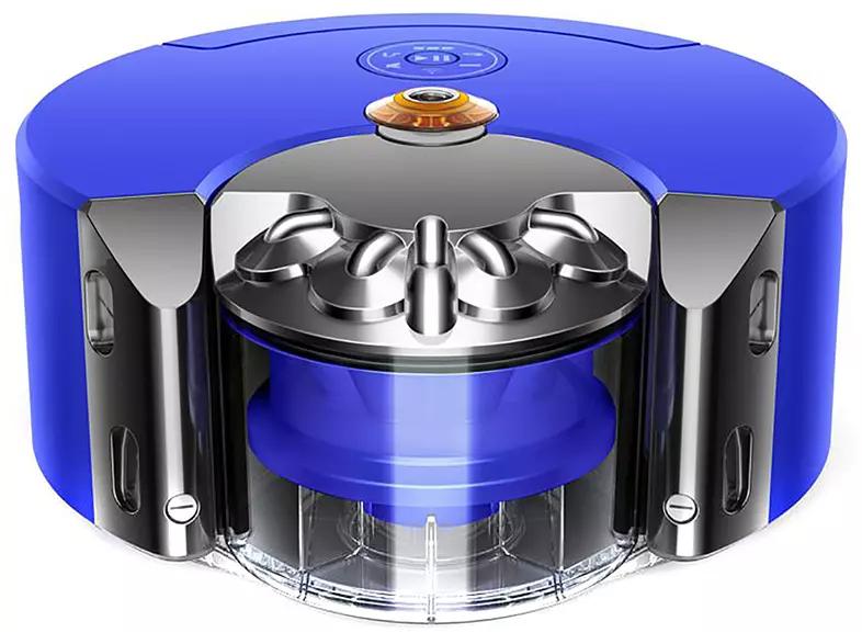 Robot aspirador - Dyson 360 Heurist