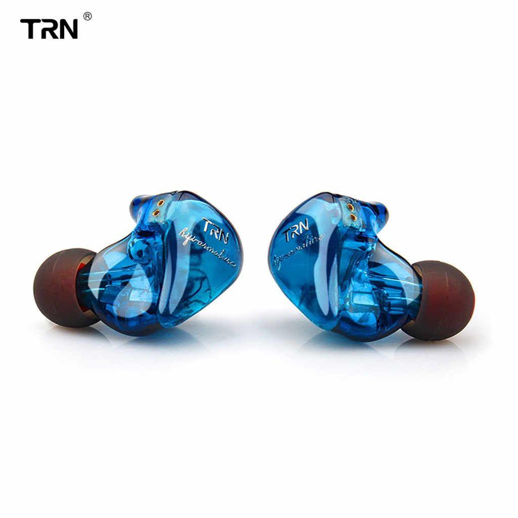 Auriculares hibridos TRN IM1 Pro (1dd + 1ba) con cable reemplazable