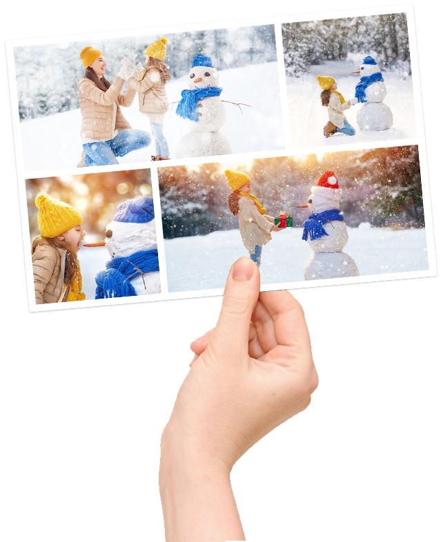 Envía una postal física gratis donde quieras