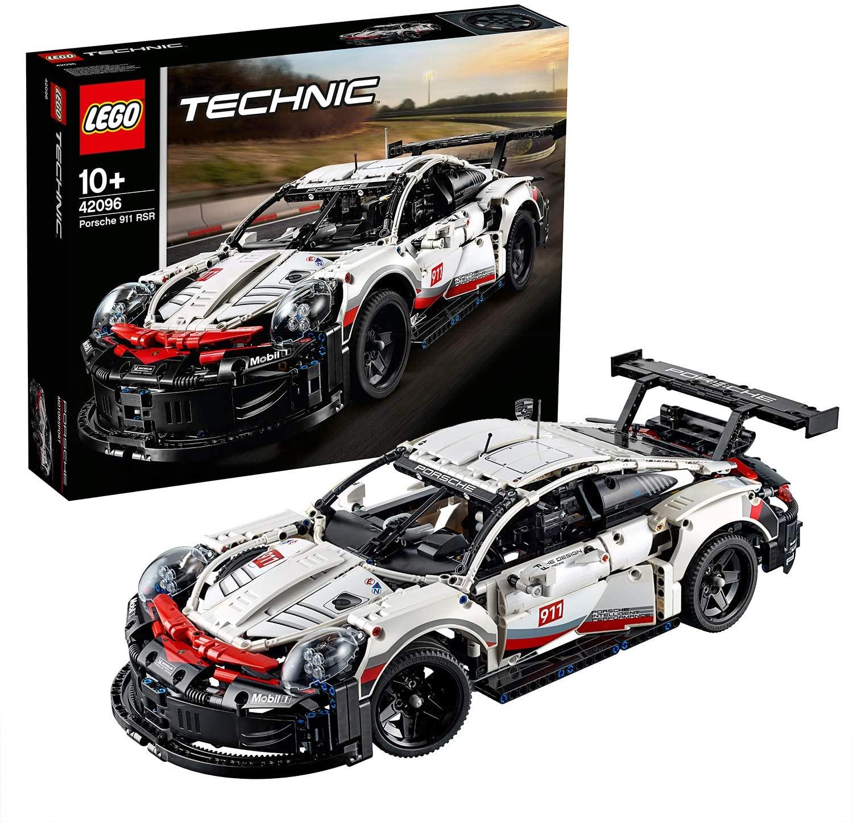 Lego Technic Porsche 911 RSR solo 99€ [Acumulas 39.6€]