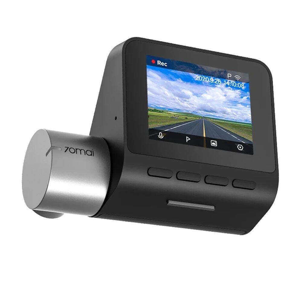 Dash Cam 1944P con GPS y App
