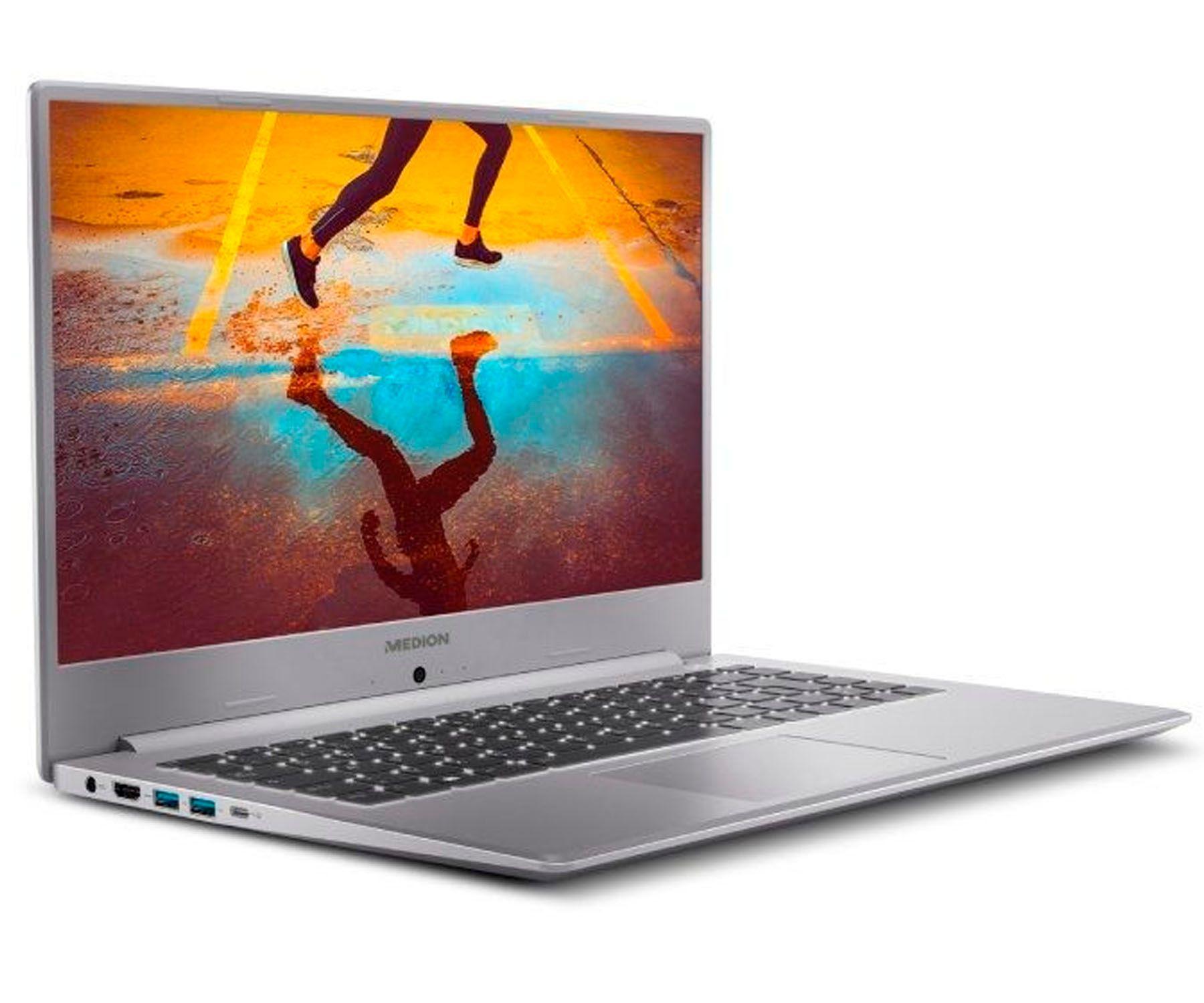 Portátil Medion Akoya S15449 Intel Core i5-1135G7/ 8GB/ 512GB SSD/ 15.6'/ Win10