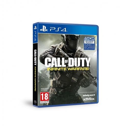 Call of Duty Infinite Warfare para PS4