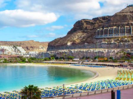 Gran Canaria final de agosto 263€/p = 7 noches en hotel con desayunos y vuelos incluidos