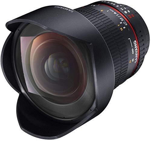 Objetivo Samyang 2.8/14mm Super gran angular para Nikon F-AE (manual)