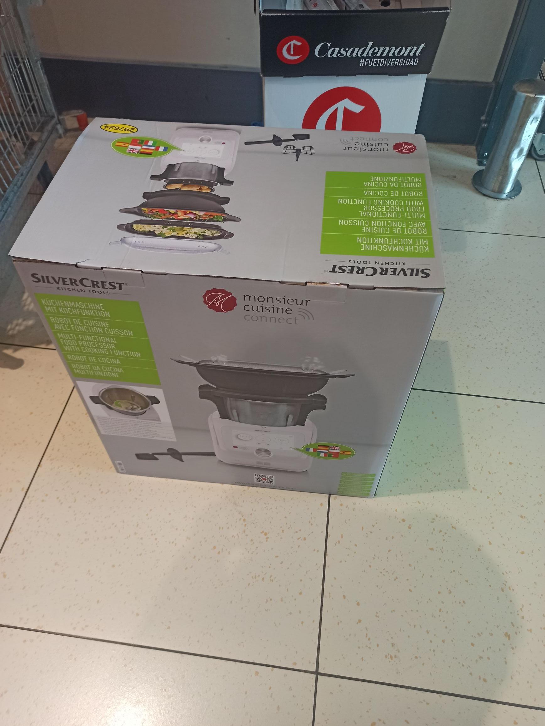 Silvercrest Robot de cocina Monsieur Cuisine Benalmádena, Avda del Cosmo (Málaga)