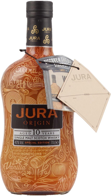 """Whisky escocés """"Jura Origin 10 Años Tatto Special Edition"""" (AlCampo Torrejón de Ardoz)"""