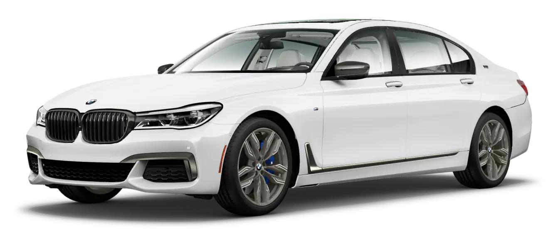 7 días alquiler BMW Series 7 solo 49€
