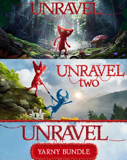 PC (STEAM): Unravel o Unravel two por 4,99€ y Unravel Yarny Bundle por 7,48€)