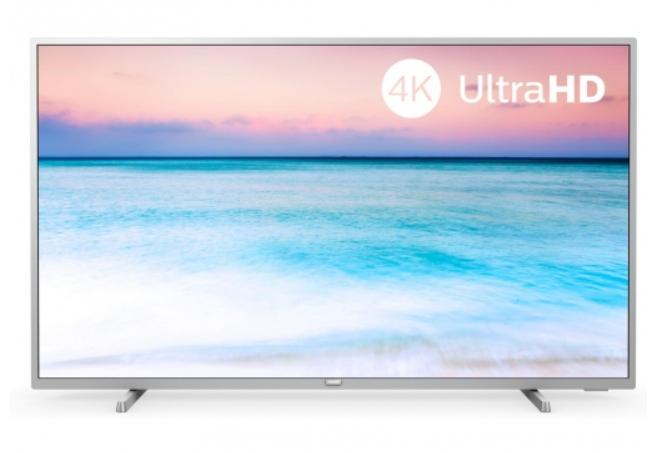 TV LED 139,7 cm (55'') Philips 55PUS6554, UHD 4K, Smart TV