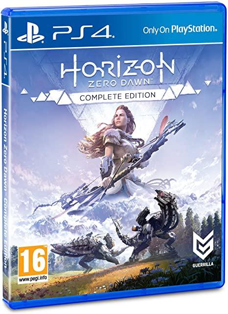 Horizon Zero Dawn Definitive Edition a 10 euros en digital!