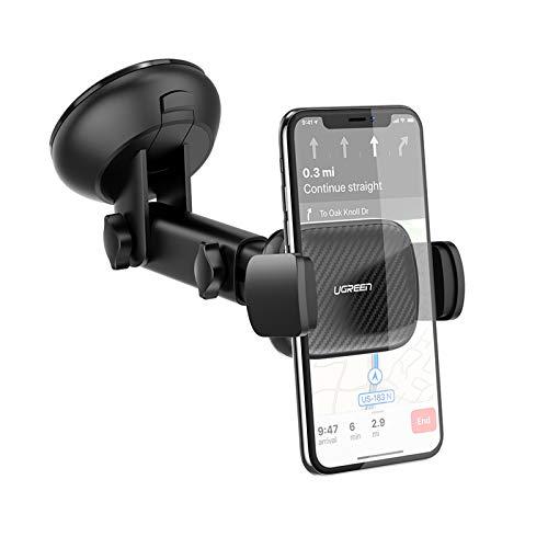 Soporte de móvil para coche con ventosa UGREEN