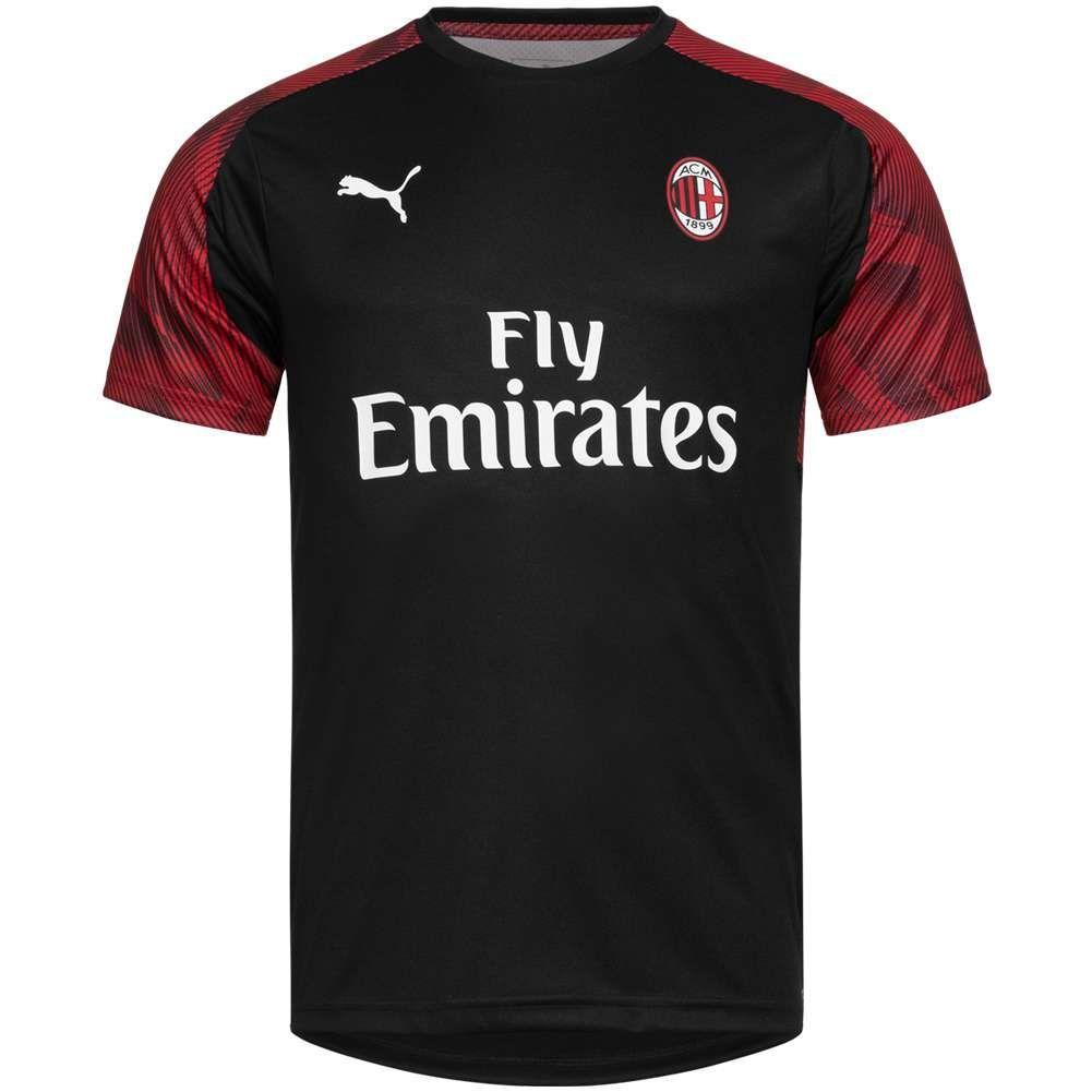 AC Milan PUMA Camiseta de Entrenamiento para Hombre
