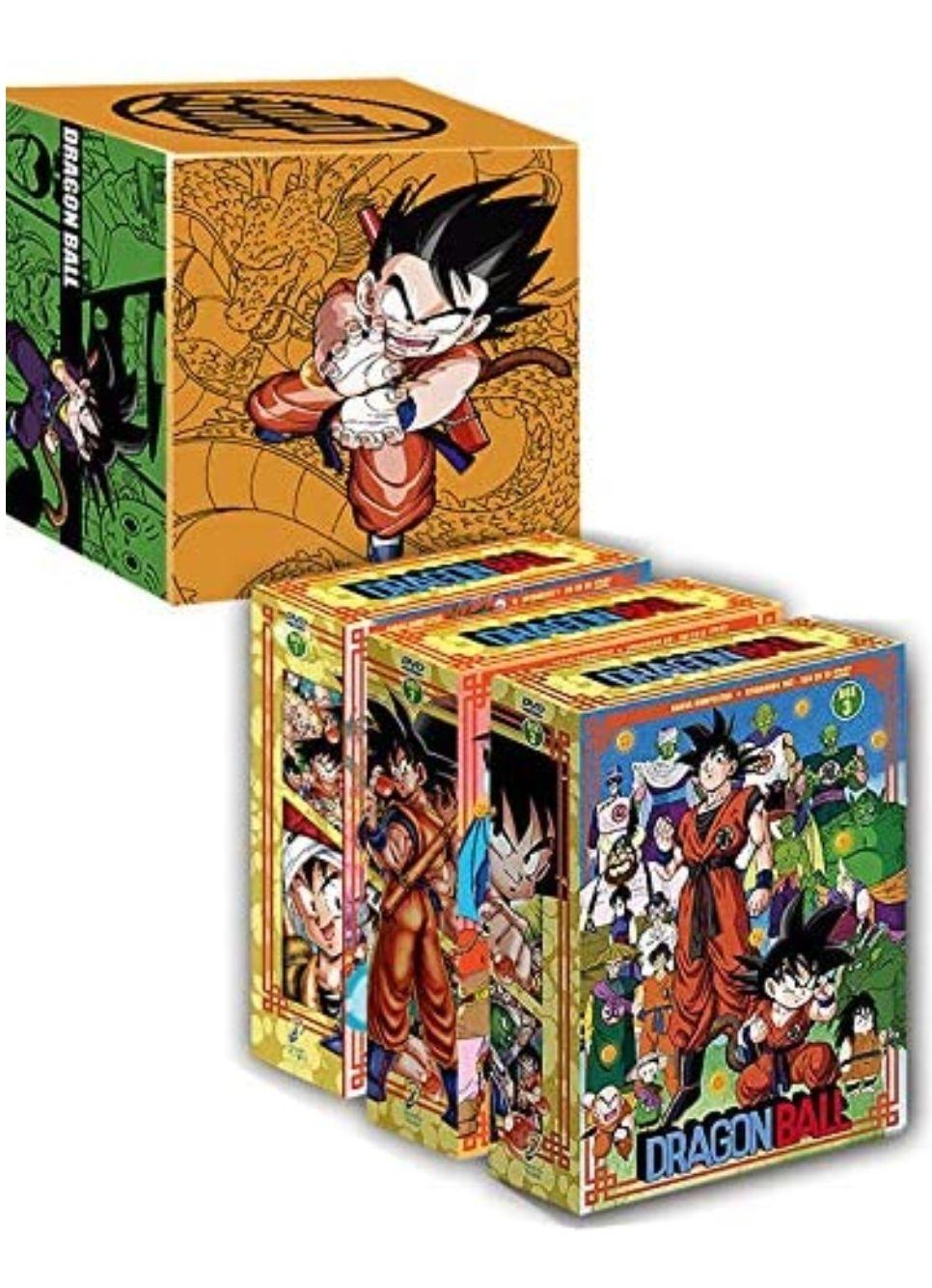 Dragon Ball Monster Box 2020. DVD