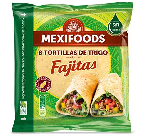 Tortillas Mexifoods, por menos de 0,84€ envío Prime.