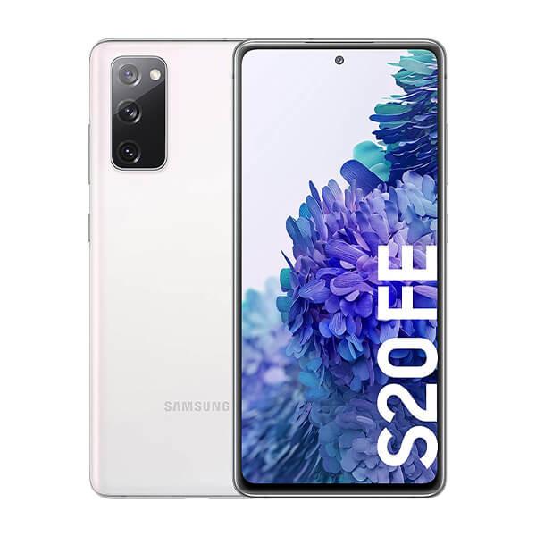 Samsung Galaxy S20 FE 6GB/128GB Blanco Dual SIM