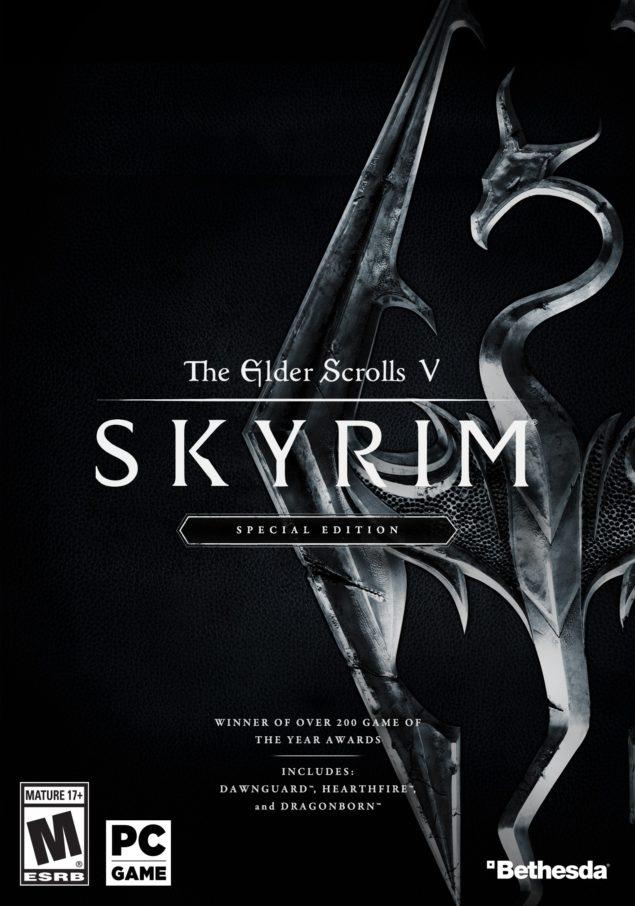 THE ELDER SCROLLS V 5 SKYRIM SPECIAL EDITION PC - clave Steam
