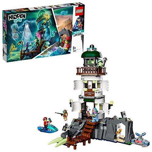 Faro Oscuridad LEGO Hidden