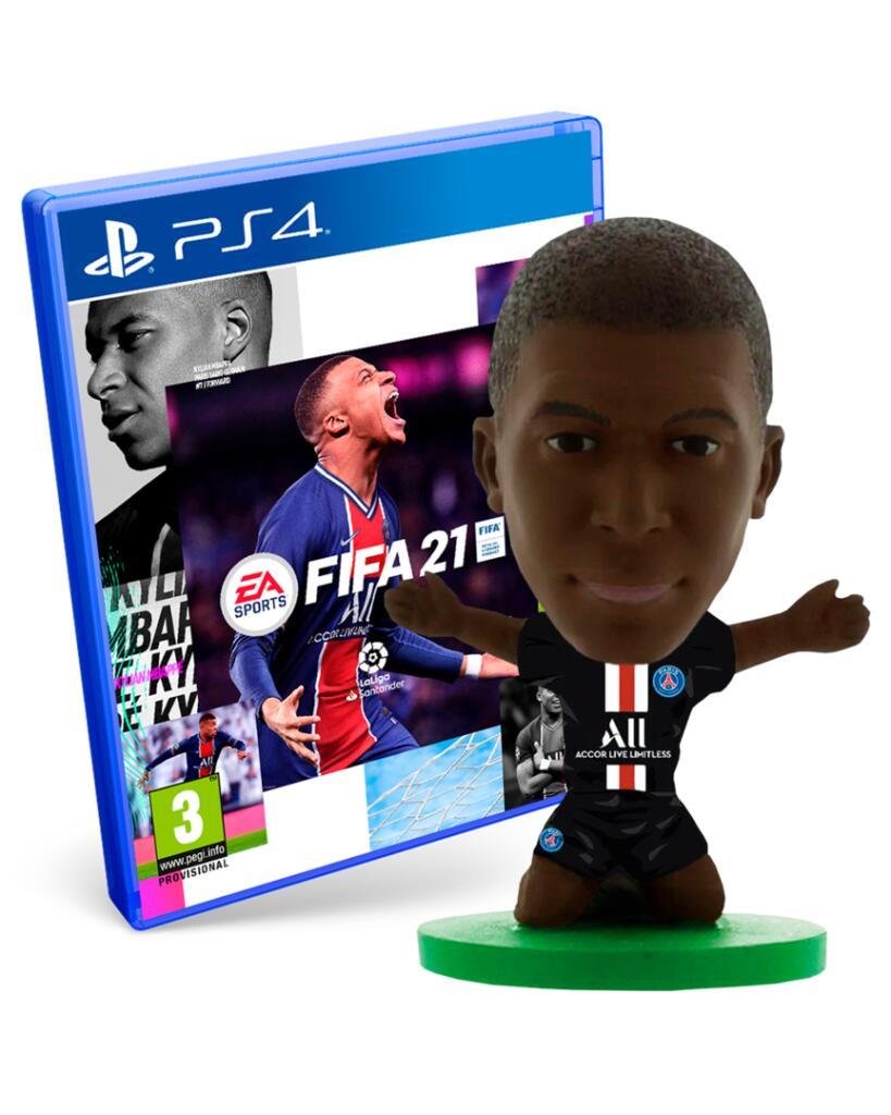 Fifa 21+ Figura Mbappe