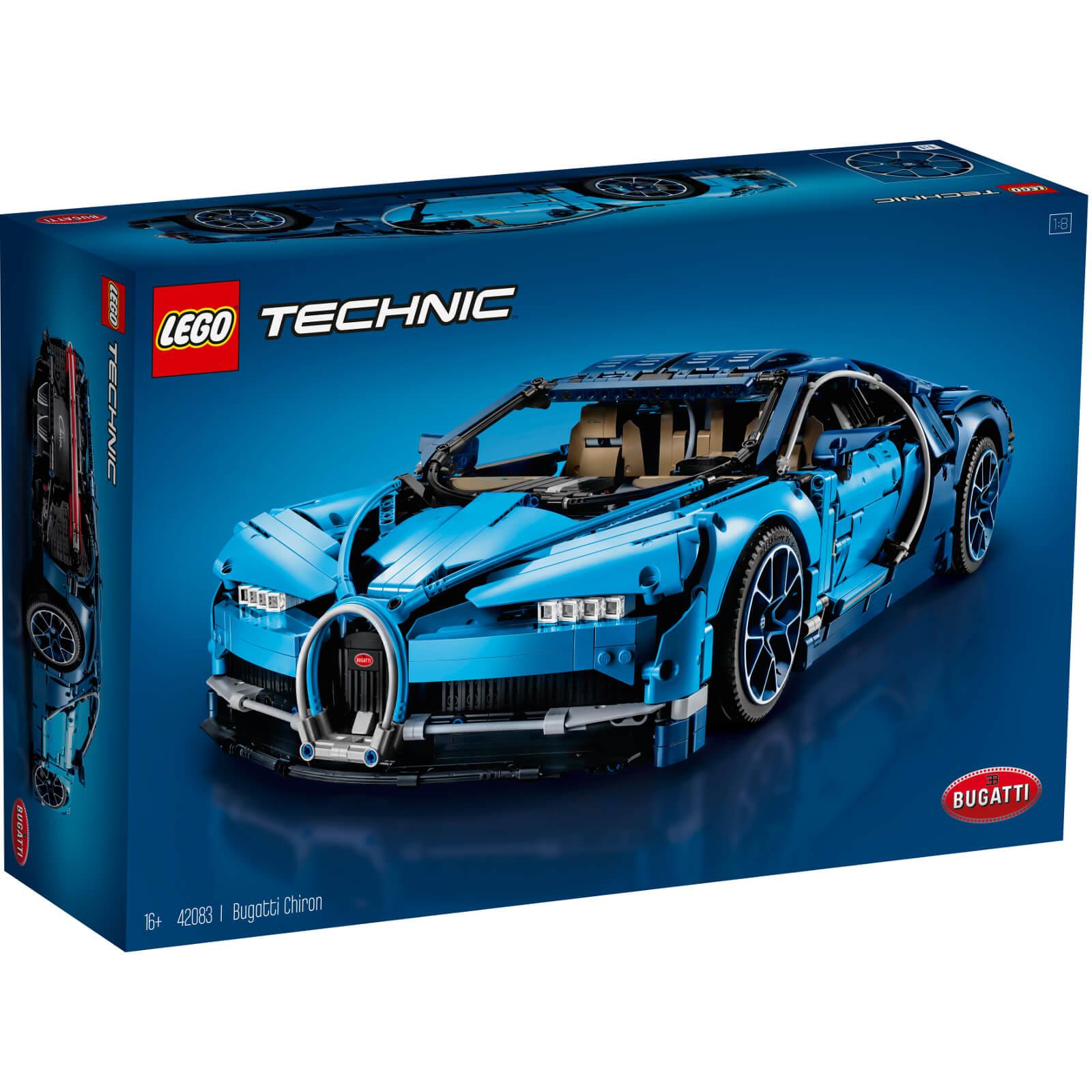 LEGO Technic: Bugatti Chiron