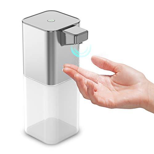 Dispensador de Desinfectante Manos Automático 400 ml