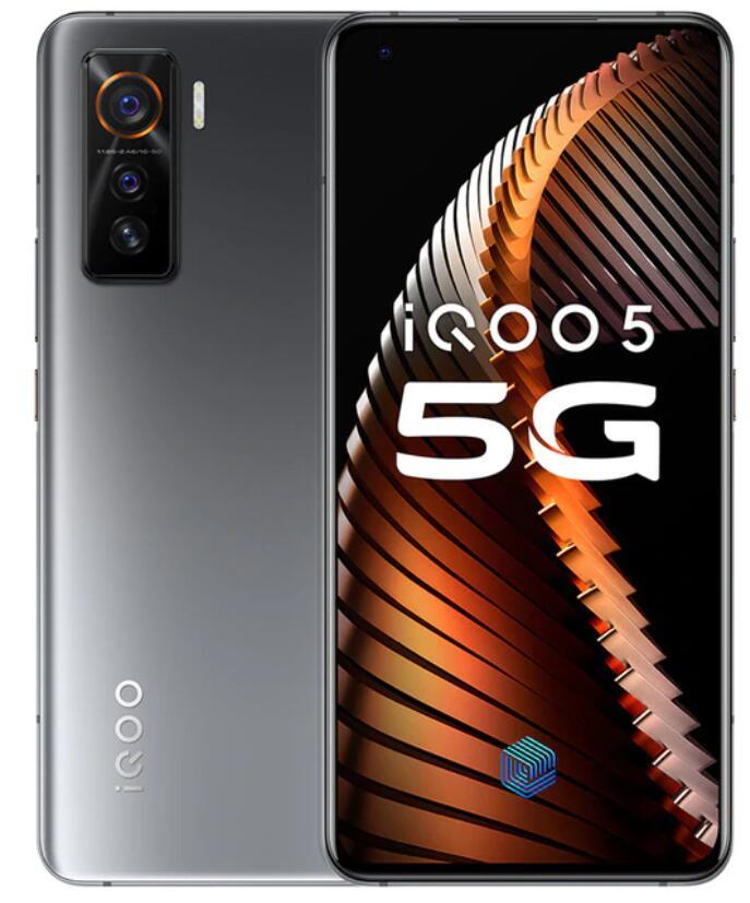 Vivo IQOO 5 8GB 128GB AMOLED 120HZ 5G [Cupón del vendedor]