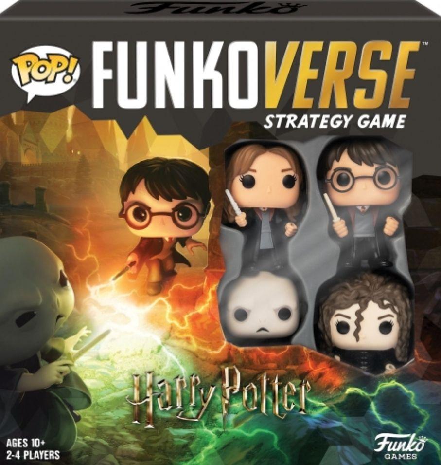 Juego de mesa Funko Pop! Funkoverse Harry Potter + cupón 40%