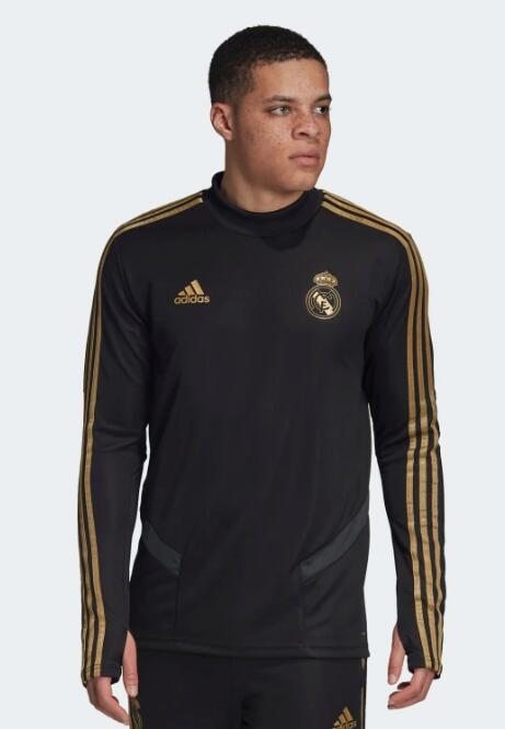 Sudadera entrenamiento Real Madrid Adidas