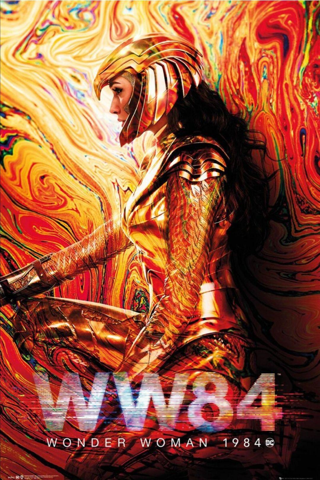 Poster WONDER WOMAN 61x91,5
