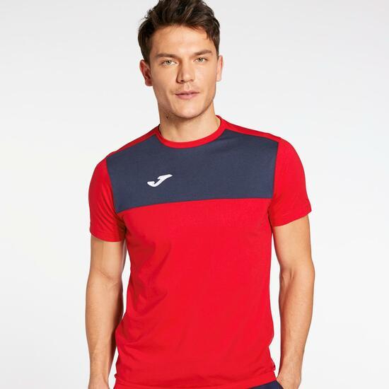 TALLAS S, M y L - Joma Winner, Camiseta para Hombre