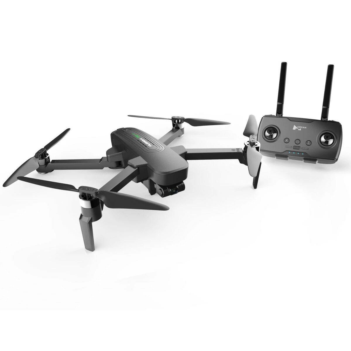 Dron Hubsan Zino Pro Plus + Bolsa de transporte + 2 baterías(Desde Europa)