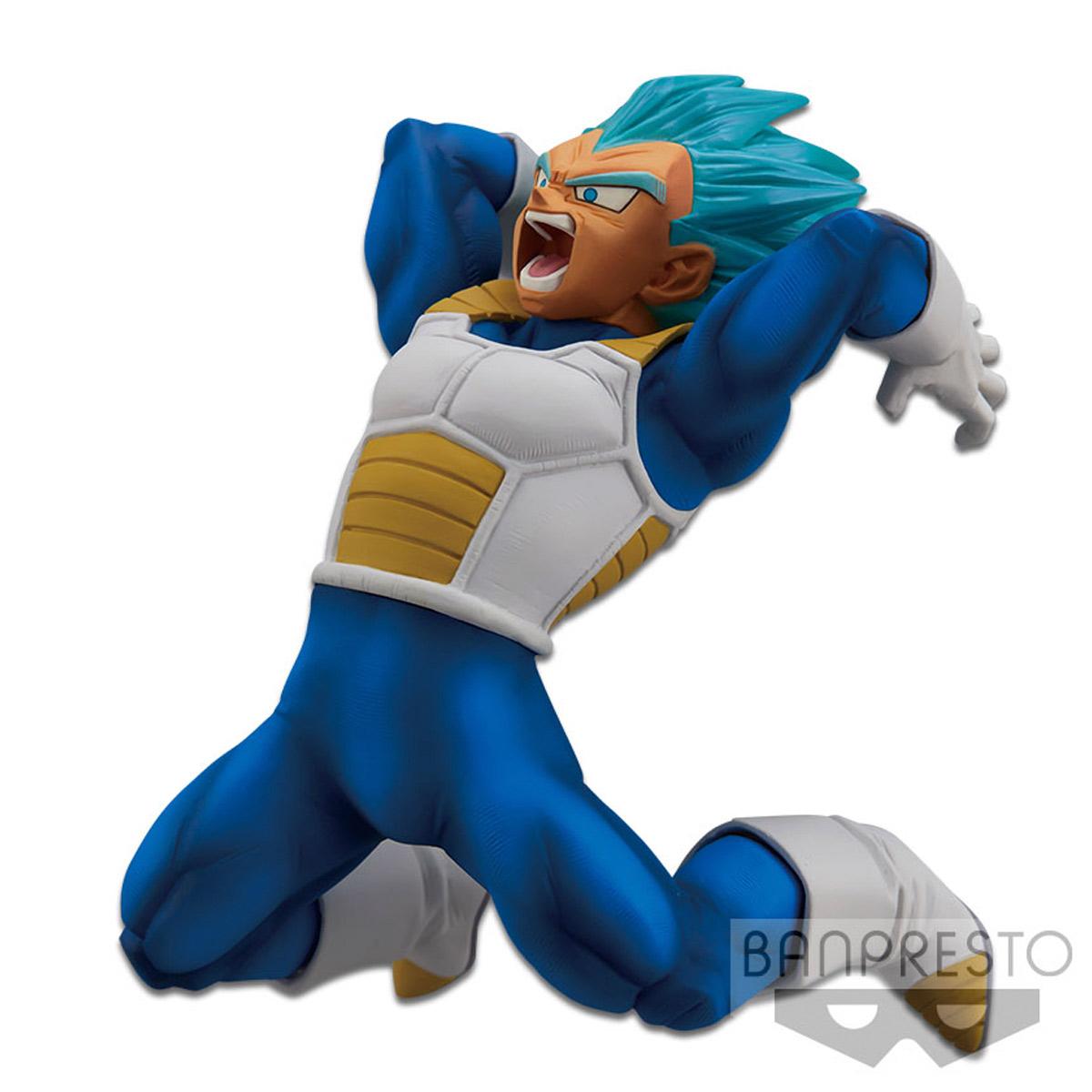 Dragon Ball Super – Chosenshiretsuden Vol.7 – Super Saiyan God Vegeta