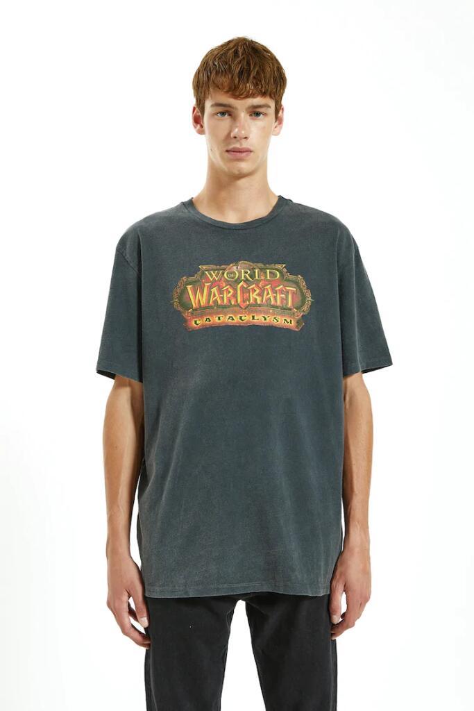 Camiseta World of Warcraft Cataclysm (y otros)