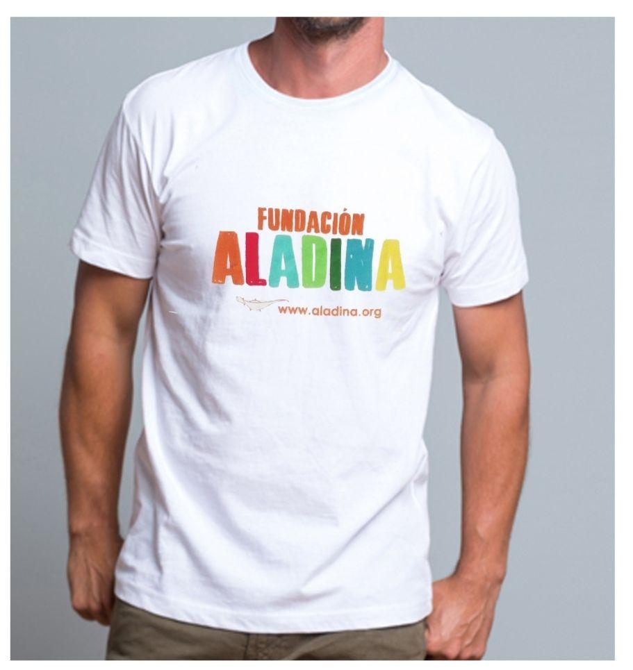 Camiseta Aladina Solidaria Unisex
