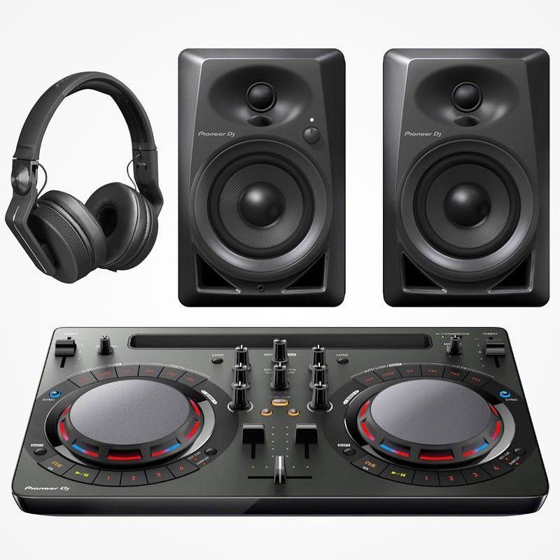 Pioneer DJ Starter Pack ABIERTO [SIN USAR]