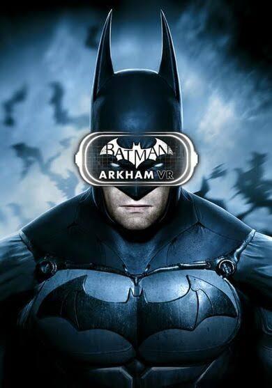 BATMAN: ARKHAM VR PC, clave para Steam