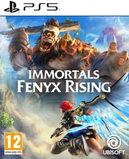 Immortals Fenyx Rising PS5-Xbox-PS4-NSW