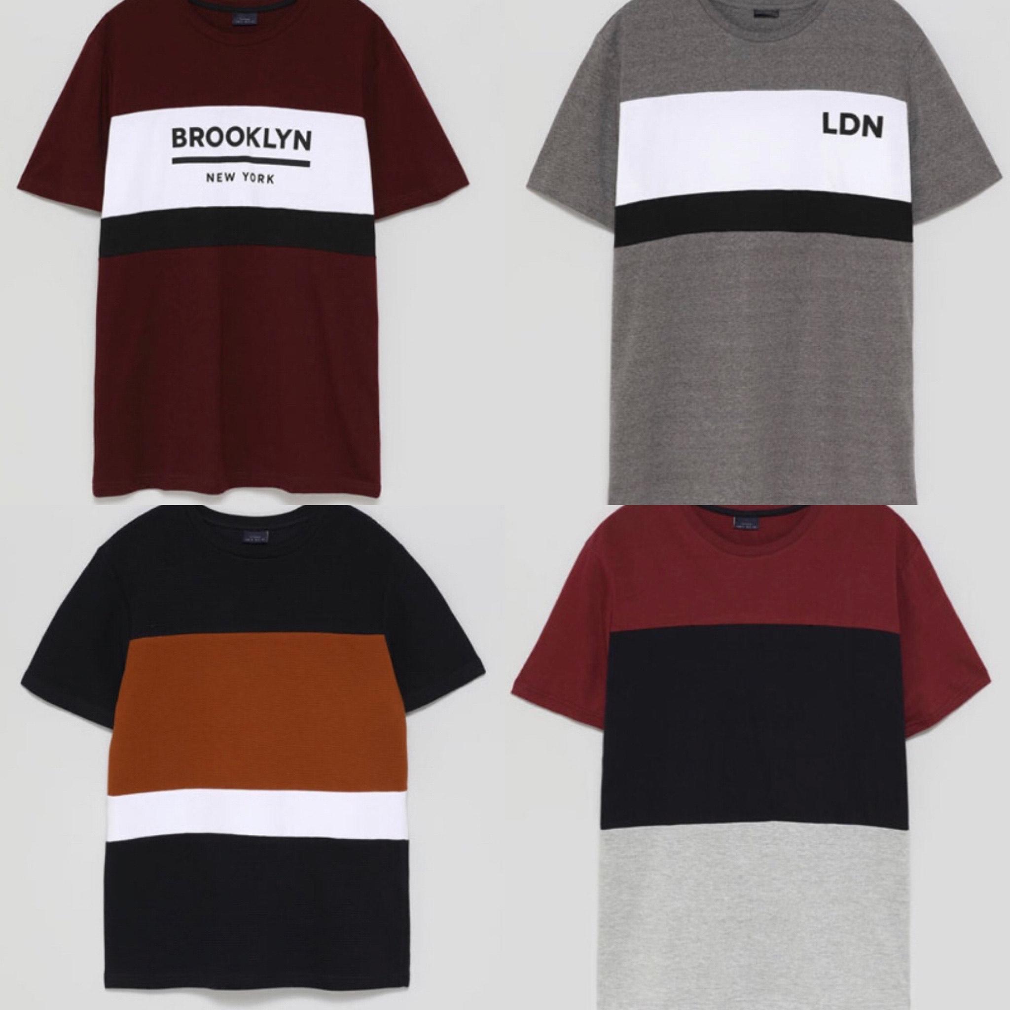 Recopilación de camisetas de hombre a 2,99