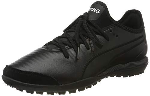 PUMA King Pro TT, Zapatillas de fútbol mujer, en negro talla 37