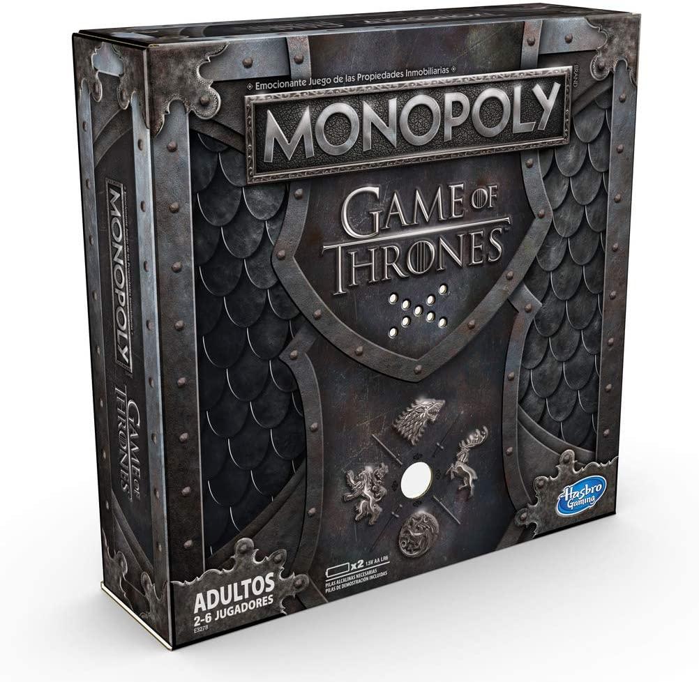 Monopoly Juego de Tronos solo 19.9€