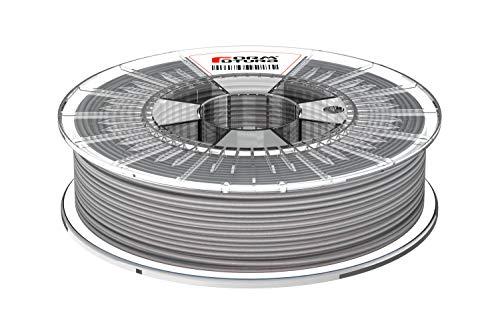 PLA FormFutura 1.75mm filamento 3D EasyFil plata